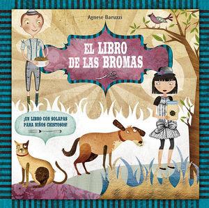 LIBRO DE LAS BROMAS, EL / PD.