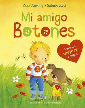 MI AMIGO BOTONES / PD.
