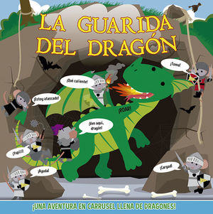 GUARIDA DEL DRAGON, LA  / PD. (DESPLEGABLE 3D)