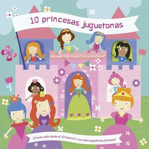 10 PRINCESAS JUGUETONAS / PD.