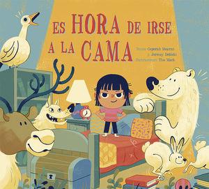 ES HORA DE IRSE A LA CAMA / PD.