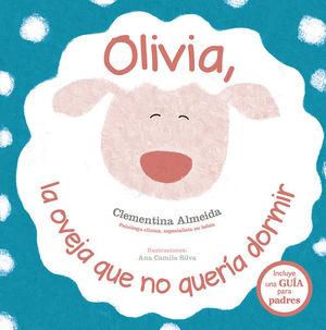 OLIVIA, LA OVEJA QUE NO QUERIA DORMIR / PD.