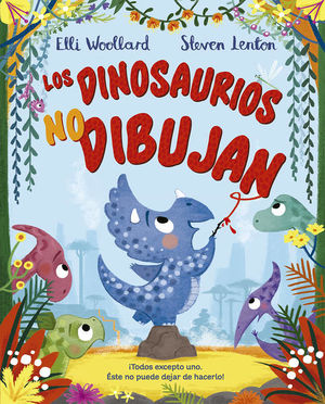 Los dinosaurios no dibujan / pd.