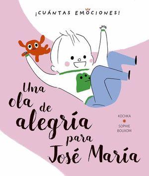 Una ola de alegría para José María / pd.