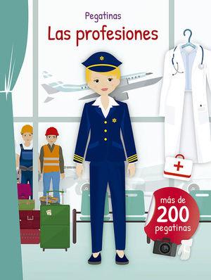 Las profesionales / (pegatinas)