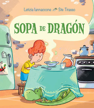 Sopa de dragón / pd.