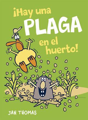 ¡Hay una plaga en el huerto! / pd.