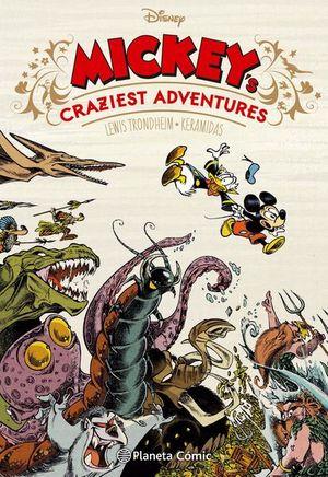 Disney Mickey´s Craziest adventures / pd.