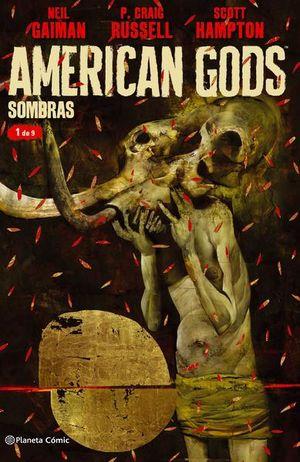 American Gods. Sombras #1