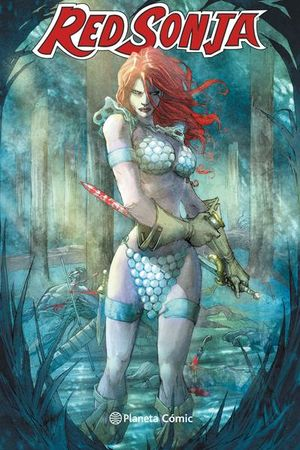 Red Sonja # 1 / pd.