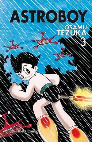 Astro Boy #3 / pd.