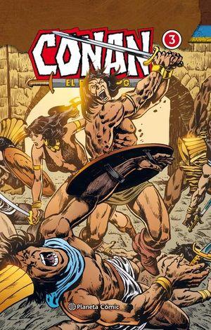 Conan el bárbaro # 3 / pd. (Integral)