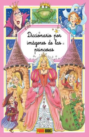 DICCIONARIO POR IMAGENES DE LAS PRINCESAS