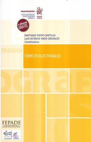 TOPICOS ELECTORALES