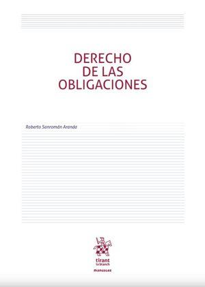 DERECHO DE LAS OBLIGACIONES (INCLUYE EBOOK)
