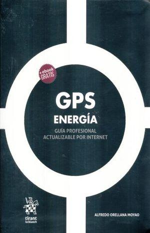 GPS ENERGIA. GUIA PROFESIONAL ACTUALIZABLE POR INTERNET