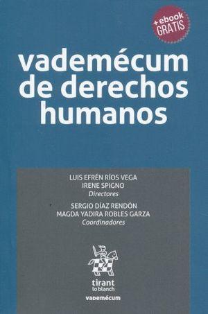 VADEMECUM DE DERECHOS HUMANOS (+EBOOK)