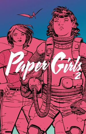 Paper girls #2 / pd.