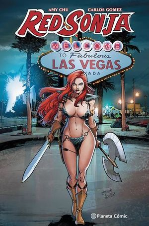 Red Sonja #02 / pd.
