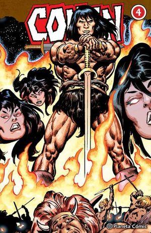 Conan el Bárbaro #4 / pd.