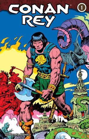 Conan Rey #01 / pd.
