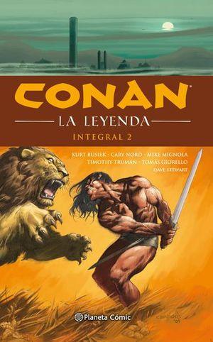 Conan. La leyenda #2 / pd. (Integral)