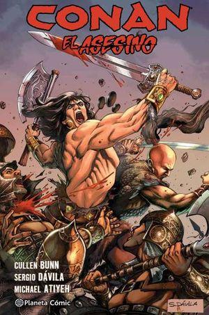 Conan el asesino / pd.