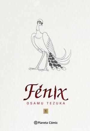 Fénix # 1 / pd. (Nueva edición)