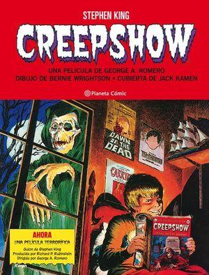 Creepshow de Stephen King y Bernie Wrightson / pd.