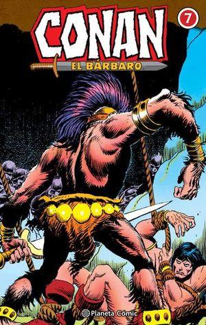 Conan el bárbaro #7 / pd. (Integral)