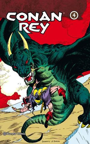 Conan Rey #4 (Integral)
