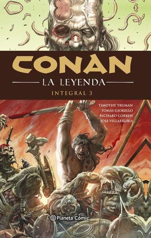 Conan. La leyenda #3 / pd. (Integral)