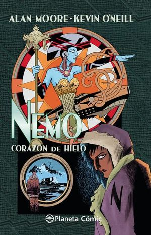 The League of extraordinary gentlemen. Nemo #1. Corazón de hielo / 2 ed. / pd.