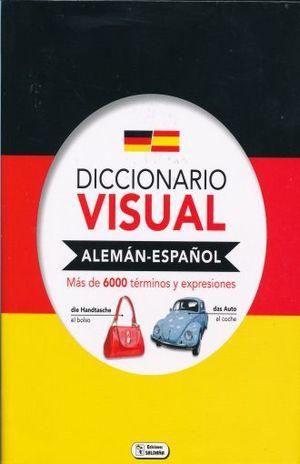 DICCIONARIO VISUAL ALEMAN - ESPAÑOL