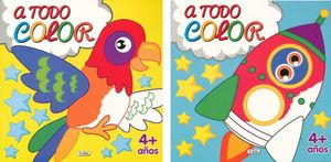 A todo color (2 títulos) (venta individual)