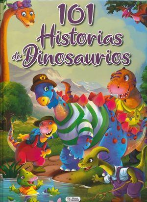 101 historias de dinosaurios / pd.
