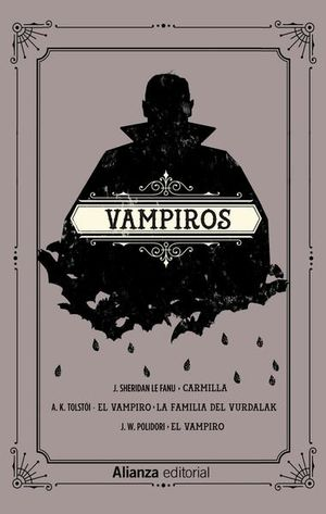 VAMPIROS. CARMILLA / EL VAMPIRO / LA FAMILIA DEL VURDALAK / EL VAMPIRO / PD.