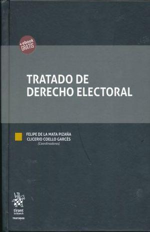 TRATADO DE DERECHO ELECTORAL / PD.