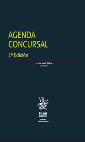 Agenda Concursal / 2 ed.