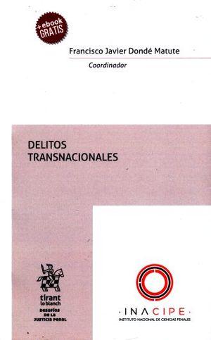 DELITOS TRANSNACIONALES (INCLUYE EBOOK)