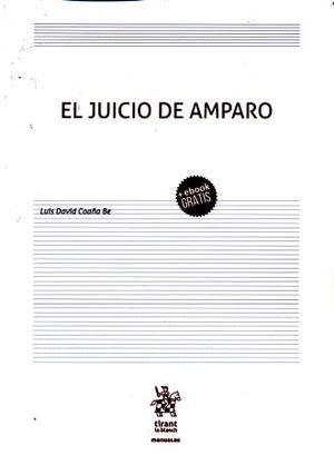 JUICIO DE AMPARO, EL (INCLUYE EBOOK)
