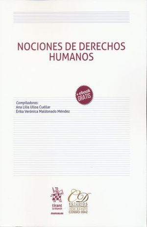 NOCIONES DE DERECHOS HUMANOS (+ EBOOK)