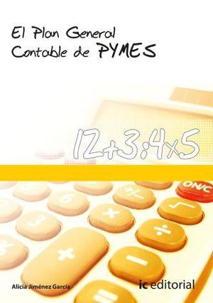 PLAN GENERAL CONTABLE DE PYMES, EL