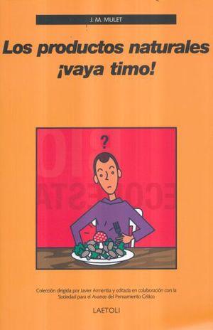 PRODUCTOS NATURALES, LOS. VAYA TIMO / 3 ED.