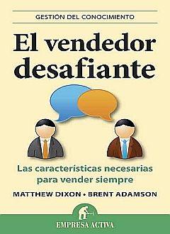 VENDEDOR DESAFIANTE, EL
