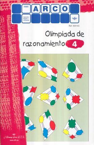 OLIMPIADA DE RAZONAMIENTO 4 / MINI ARCO