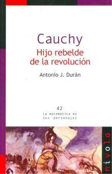 CAUCHY HIJO REBELDE DE LA REVOLUCION