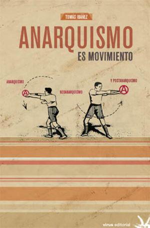 Anarquismo es movimiento / 2 ed.
