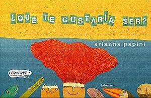 QUE TE GUSTARIA SER / PD.