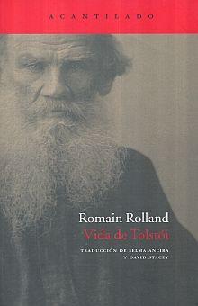 VIDA DE TOLSTOI